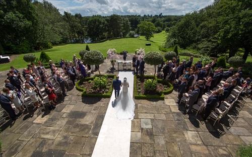The Delamere Manor Wedding Venue