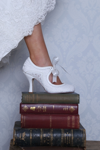 Perfect Bridal Shoes