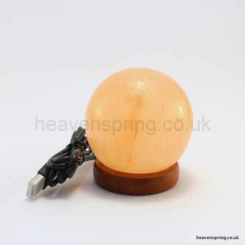 Himalayan Salt Colour Changing USB Lamps