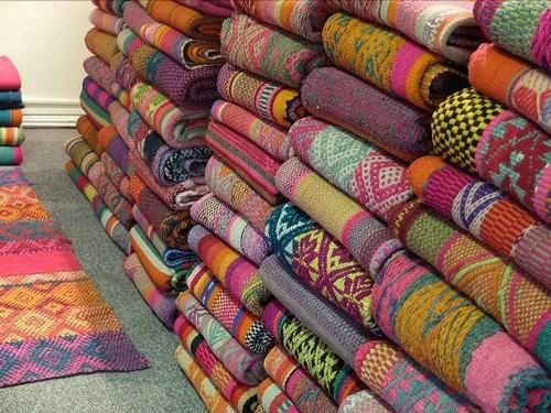 Peruvian Wool Rugs