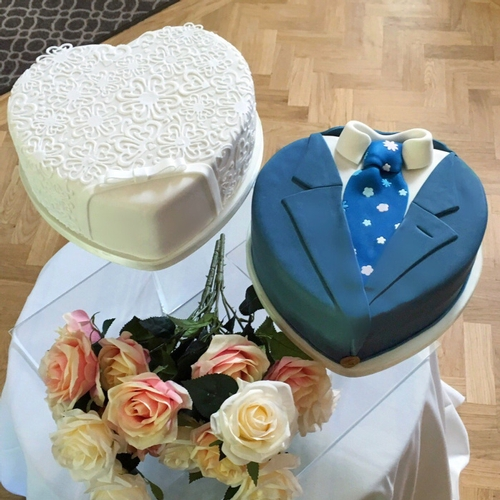 Cakes - The Daisy Cake Company Ltd