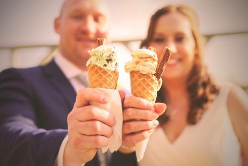 Catering - Garbanzo's Ice Cream Hire