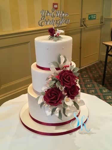Cakes - Sara Ruddick Cakes