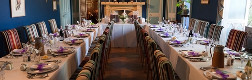 Wedding Planning - Augill Castle