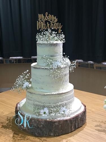 Wedding Services - Sara Ruddick Cakes