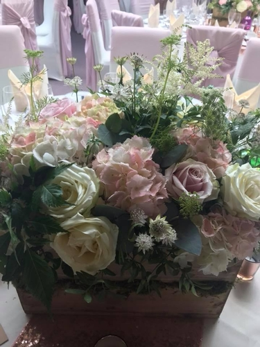 Flowers & Bouquets - Gingerbread Design & Events