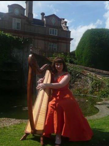 Entertainment - Marie Kelly Harpist