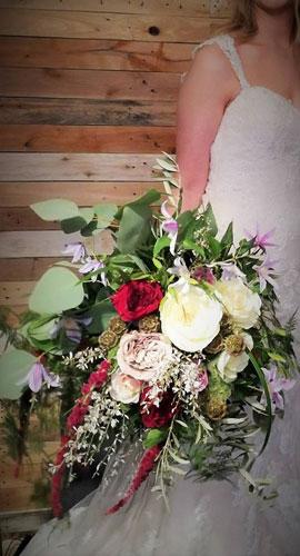 Flowers & Bouquets - Moira J Wedding Florist