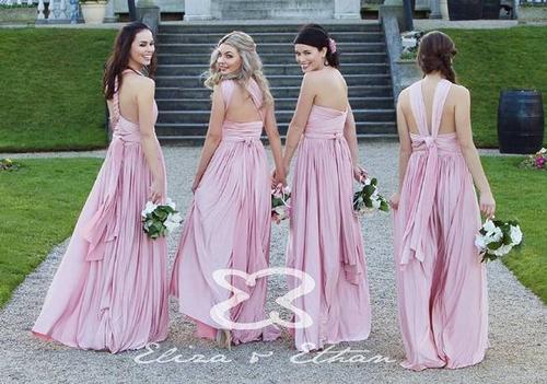 Bridesmaid Dresses - Clifford Burr Bridal