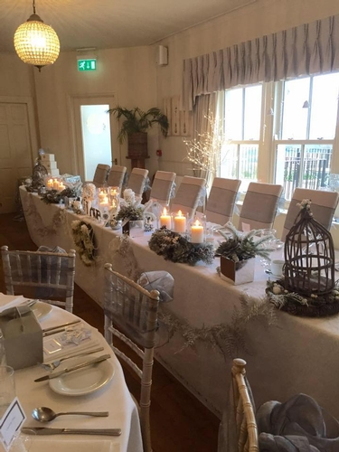 Venue Styling - Mirrorball Events