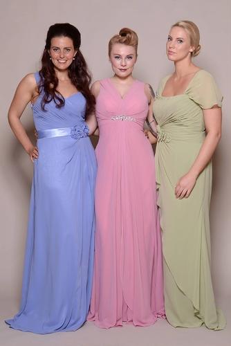 Bridesmaid Dresses - Izzi Stockton Bridal