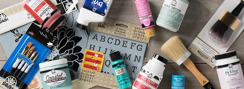 Paints, Tools, Accessories, Mediums, Varnishes, Surfaces