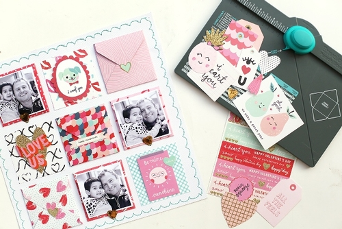 Card-making, Scrapbooking, Journalling, Planner Supplies