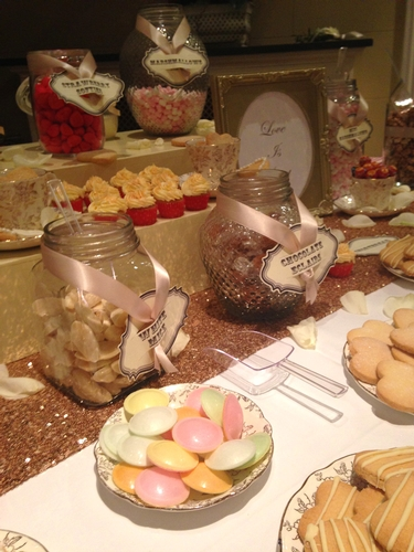 Venue Styling - The Sweet Party Shop