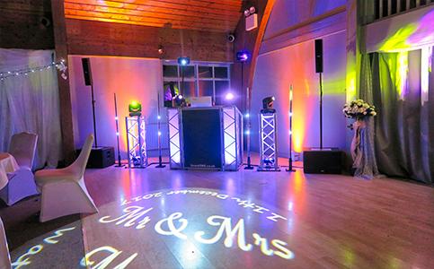 SoundONE Cornwall Wedding DJ