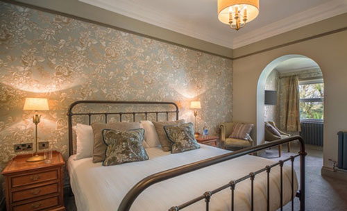Guest Accommodation - Penventon Park Hotel