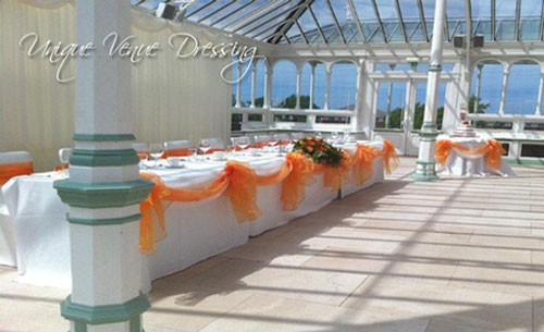 Be Inspired With Unique Venue Dressing Ltd