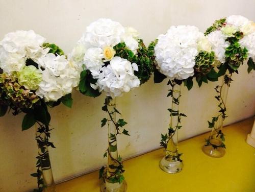 Venue Styling - Sunflowers Florist