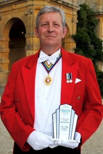 Toastmasters - Nigel Fielding - The Tamworth Toastmaster