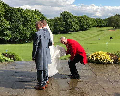 Wedding Services - Nigel Fielding - The Tamworth Toastmaster