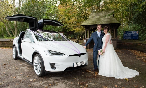 Cars & Transport - Falcon Wedding Hire