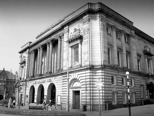 Venues - King George's Hall