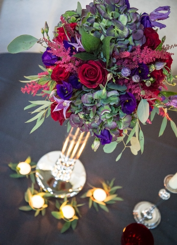 Centrepieces - Verity Marston Floral Design
