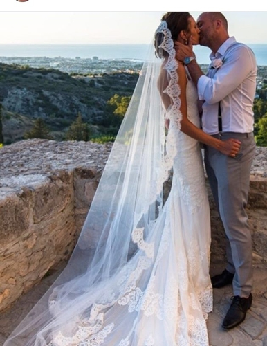 Weddings Abroad - Andrea Lewis Hair and Makeup