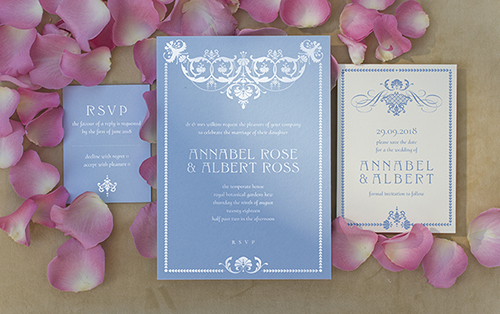 Lily Anna Rose Stationery