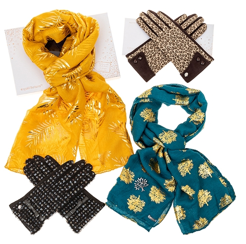 Equilibrium Luxury Scarves