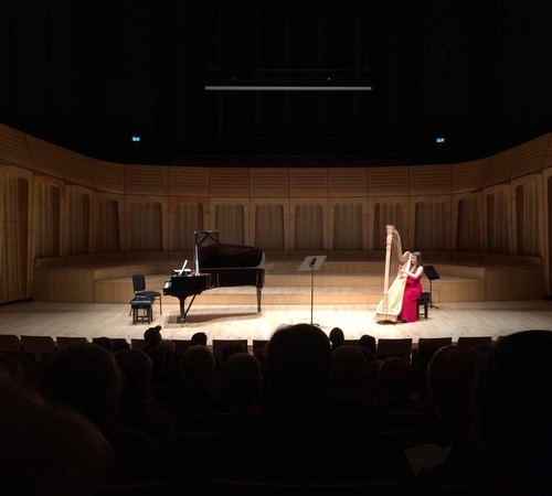 Katie Bayliss Harpist