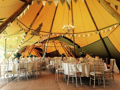 Wedding Tipi LTD