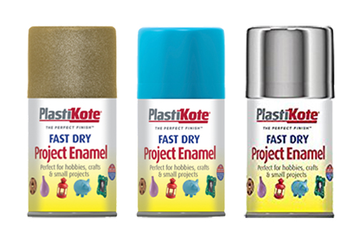 PlastiKote Fast Dry Enamel spray paint