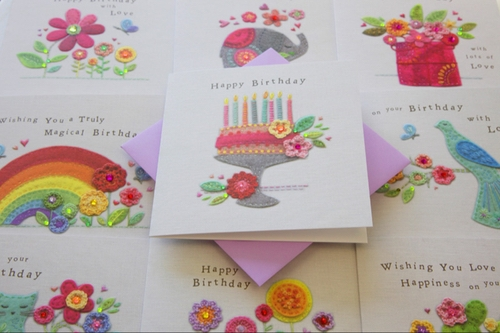 Gorgeous Handmade Greeting Cards