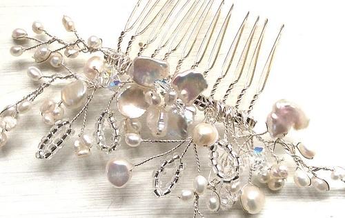 Lorna Green Bridal Accessories
