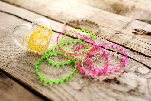 Scented Jelly Bangles