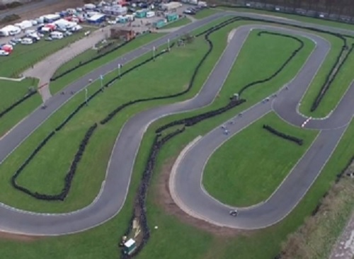 Hooton Park Kart Circuit