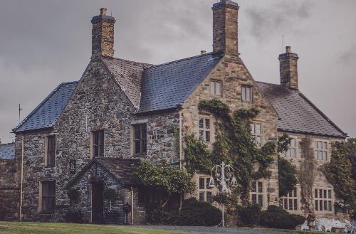 Talhenbont Hall