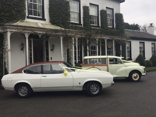 Regent Classics Wedding Car Hire