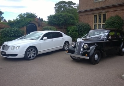 Two Hearts Wedding Car Hire