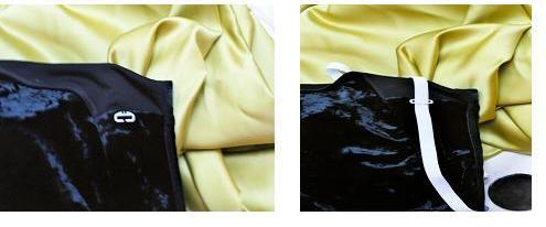 StrapTrap - the sew in  bra strap retainer