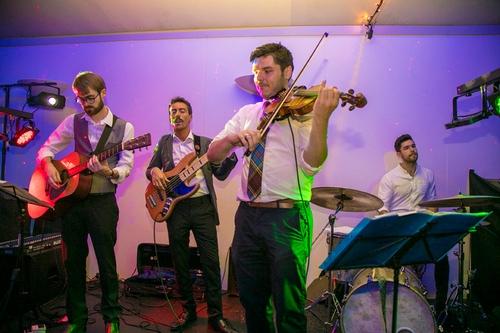 The Sassenachs Ceilidh Band