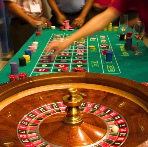 Casino Race Nights