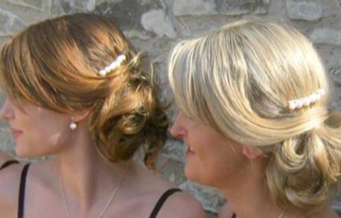 Bristol Wedding Hair