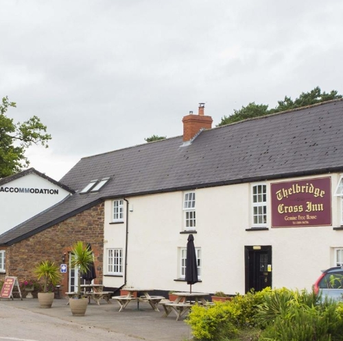Thelbridge Cross Inn