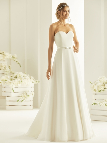 Bianco Evento Plus Size Gowns