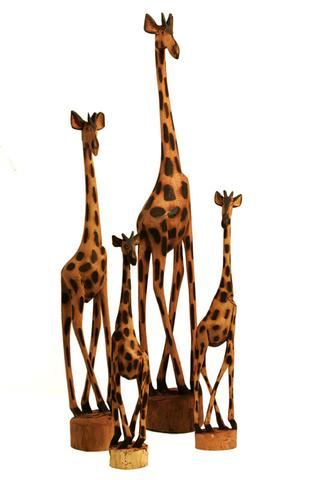 Wooden Animal Collection