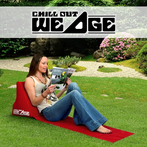 The Inflatable Chill Out Wedge
