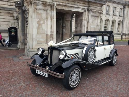 Ebony and Ivory Wedding Cars Ltd