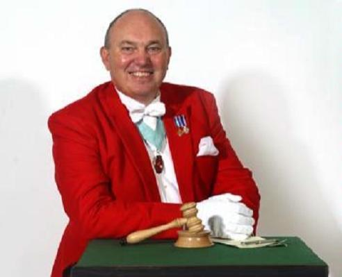 Ian Low F.N.A.T. Toastmaster